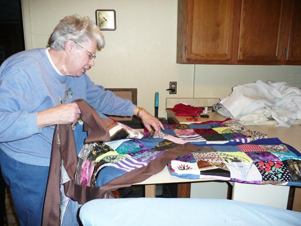 Sorting fabric